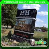 HD 옥외 광고 발광 다이오드 표시 게시판 연주회 LED 스크린 디지털 표시 장치