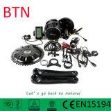 Di Bafang del motore centrale della bicicletta di conversione METÀ DI Bbshd BBS03 kit elettrico del kit 48V 1000W