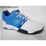2017 новых ботинок спорта, ботинки способа PU вскользь, No типа: Shoes-1703 Zapato