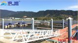 Модульная Марина понтона плавучего дока лыжи двигателя в Китае