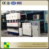 Placa da porta Yz90 que grava a máquina da imprensa hidráulica com Ce&ISO
