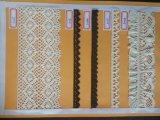 Machine de textile de lacet de jacquard de fils de coton automatisée