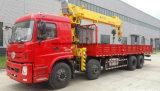 15 T 망원경 기중기 기중기를 가진 트럭 20 미터 화물 자동차