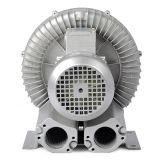 turbine à dépression industrielle régénératrice du ventilateur 11kw de vide de 1110m3 \ /H 300mbar
