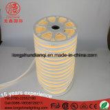 Lampe au néon de bande lumineuse élevée flexible verte imperméable à l'eau employée couramment de DEL