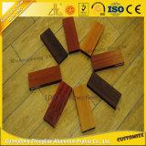 جيّدة يبيع خشبيّة حبّة مسطّحة أنابيب ألومنيوم أنابيب مع ألومنيوم أجزاء