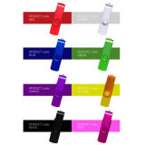 Livre personalizar a vara da memória das cores da forma da movimentação do flash do USB do logotipo OTG