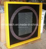 Sinal solar portátil da velocidade do radar de Powred