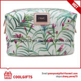 O saco cosmético da senhora PLUTÔNIO da forma, PVC compo o saco para a promoção