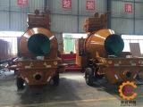 Смеситель барабанчика продавеца Hbt30c-1 машинного оборудования Dingfeng самый лучший конкретный с насосом