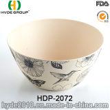 Neuer Typ 2017 biodegradierbare Bambusfaser-Salat-Filterglocke (HDP-2072)