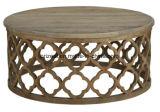 Европейский античный деревянный рециркулированный журнальный стол вяза