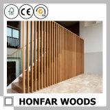 Frontière de sécurité en bois de type simple en bois de pin pour des meubles de décoration