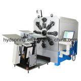 Máquina automática da mola do computador da máquina da mola do CNC de dezesseis linhas centrais