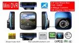 2017 nuevo GPS privado que siguen el coche DVR con el rectángulo negro del coche del coche 2.0inch, cámara del coche 5.0inch, coche Digital Recoder video DVR-2001 del control que estaciona