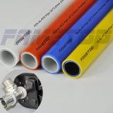 Tubo de Pex para el agua potable y el sistema de calefacción