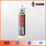 Нейтральный супер ясный клей силикона для конструкции (8000)