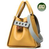 Hochwertiger Schulter-Beutel-Frauentote-Handbeutel-Form-Brücke-Entwurfs-Dame Handbag Made in China Sy8459