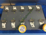 LED 맨 위 램프, 모자 램프 리튬 건전지를 위한 다중 충전기