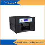 A4 Impressora UV Impressora plana de golfe UV para telefone, couro, cerâmica