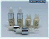 wesentliches Öl-Glasphiole des Zylinder-5ml mit Gummitropfenzähler