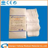 病院の使用のための16ply未加工綿の折るガーゼ