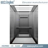 Precio del elevador del pasajero del acero inoxidable de la rayita en China