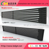 Im Freien energiesparender grosser Vorhang der Handelsbekanntmachenörtlich festgelegter Installations-LED