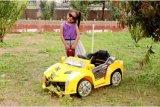 Rit met 4 wielen van de Macht van de Auto van het Speelgoed van de baby de Elektrische Goedkope Plastic op Auto
