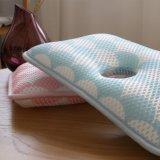 Cuscino del bambino per protezione appena nata della maglia dell'aria 3D per la testa piana