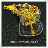 Caja de embalaje/poca caja de embalaje de la manera de la caja de embalaje para el rosario (IO-p002)