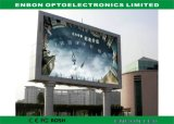 Placa ao ar livre do sinal do diodo emissor de luz do UL P10 com brilho elevado 8500nits