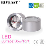 5W LED PFEILER Oberfläche eingehangene Downlight silberne LED Beleuchtung