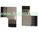 """Tipo junção de 2017 IP67 """" T """" do conetor T do canto da tira do diodo emissor de luz sem diodo emissor de luz DC12V"""