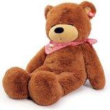 De grote Reus van de Teddybeer draagt Pluche Gevuld Stuk speelgoed