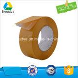 Il solvente non tessuto della stampa di marchio del nastro ha basato 110mic lo spessore (fodera di versione gialla dorata)