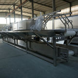 Резец рыб обрабатывая машины рыб разделочного стола рыб нержавеющей стали 304 ручной