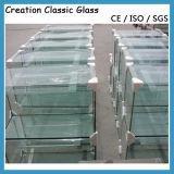 1-19mmの明確なフロートガラス、構築ガラス3660*2140mm 3300*2134mm