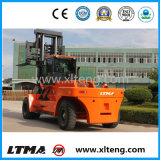 Ltma un carrello elevatore idraulico diesel da 30 tonnellate con approvazione del Ce