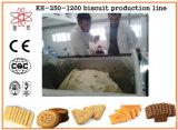 Máquina da fabricação de biscoitos da soda Kh-600