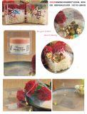 Caisse d'emballage claire en gros de cadeau avec l'impression fabriquée en Chine