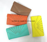 Projeto bonito da carteira do laser cortado/da bolsa forma das mulheres