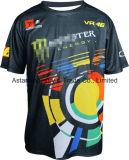 Модная конструкция Monstor Джерси для спортов мотора участвуя в гонке (ASH06)
