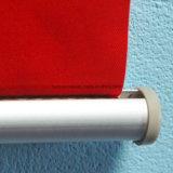 Drapeau s'arrêtant de tissu en aluminium de Pôle (SS-HB7)