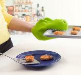 تحميص فطيرة حلوة فرن قفازات مطبخ سليكوون إصبع متعدّد عمل مطبخ قفّاز