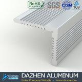 L perfil de aluminio del ángel para Suráfrica con color modificado para requisitos particulares
