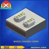 Disipador de calor del aluminio de la fabricación del disipador de calor del poder más elevado IGBT de Cutomized