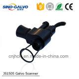 Scanner fractionnaire médical de galvanomètre à CO2 du poids léger Js1505 de machine de déplacement de vergeture de laser pour le rajeunissement de peau