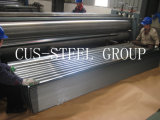 Профиль плакирования цинка Coated/лист толя металла Corrugated