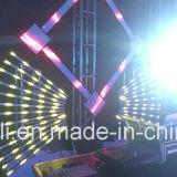 Madrix steuerte Klingnet Artnet 1*40 LED das Pixel, das Streifen abbildet